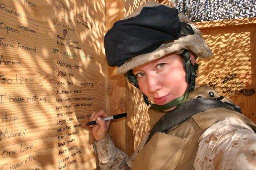 dating iraq war veteran